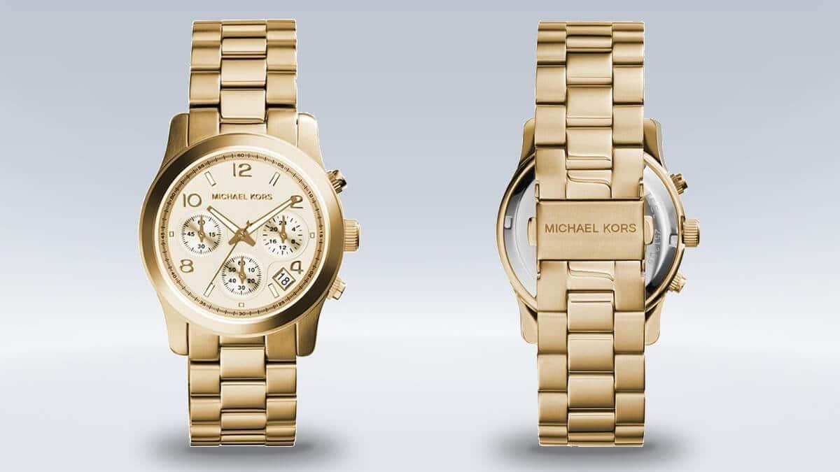 Solidny zegarek damski Michael Kors MK5055