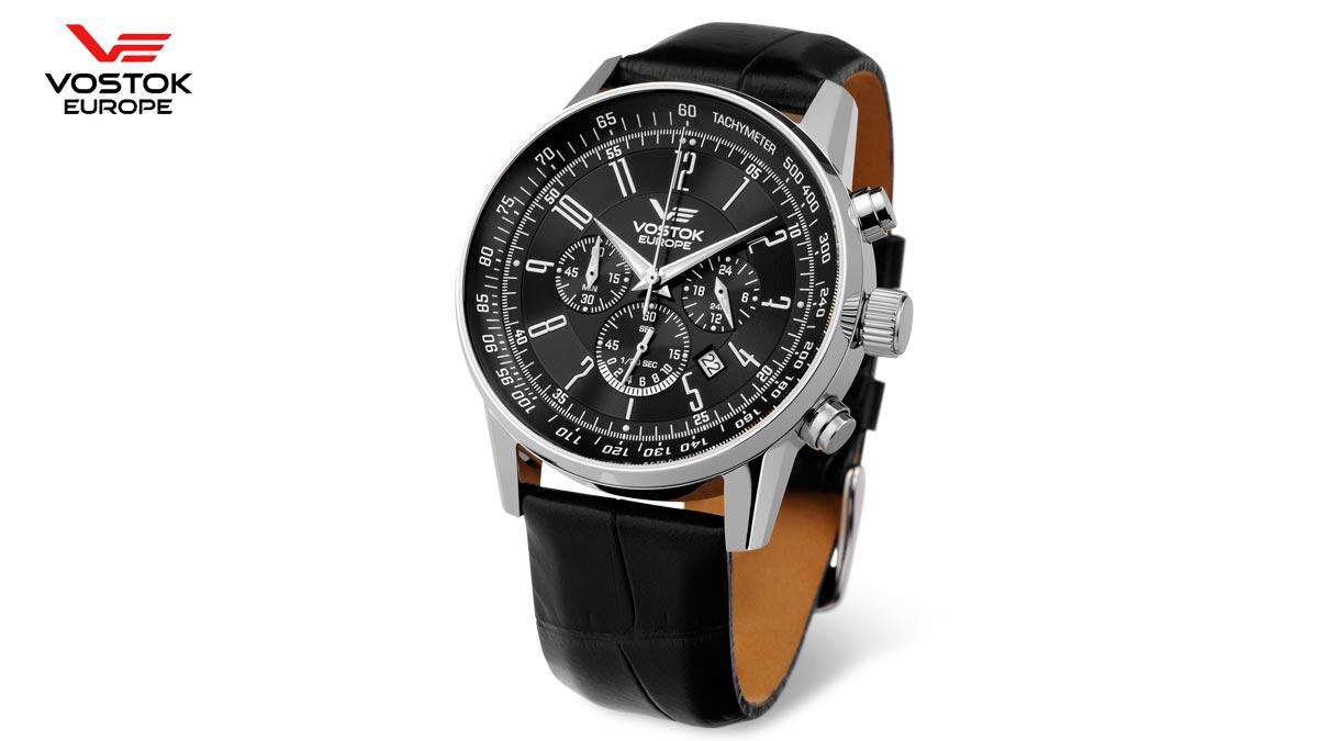 Zegarek Vostok z chronografem