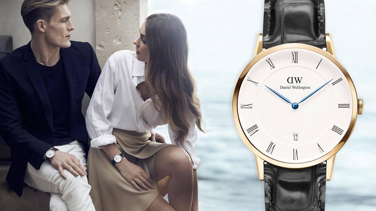 Unisex zegarek Daniel Wellington