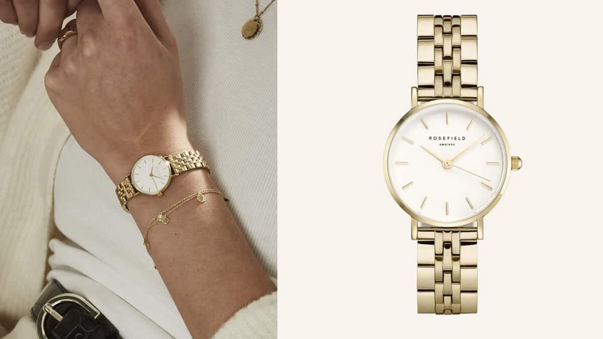 Elegancki damski zegarek Rosefield