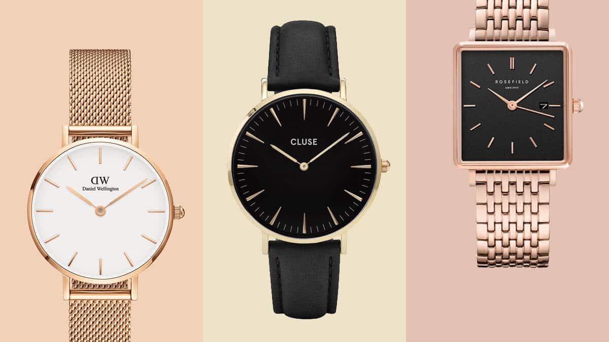 Szukasz taniego zegarka damskiego?