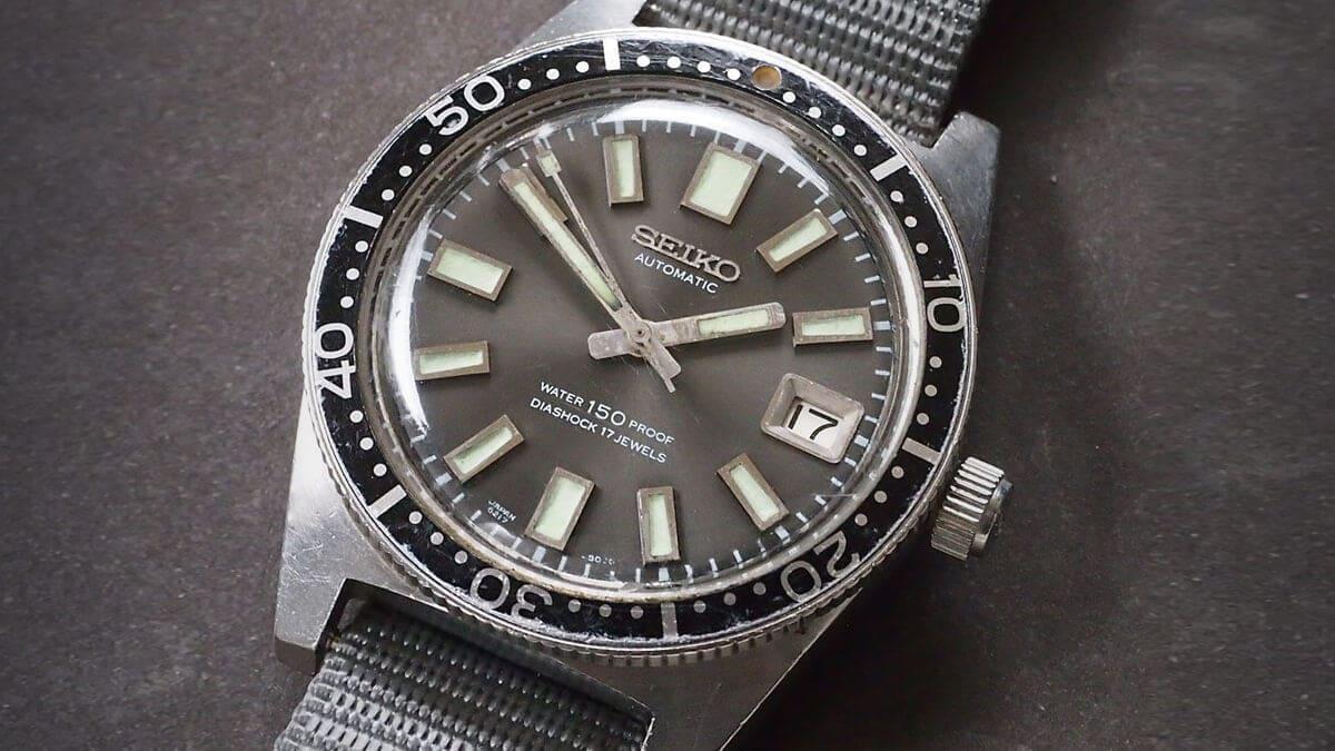 Nurkowy zegarek Seiko Divers