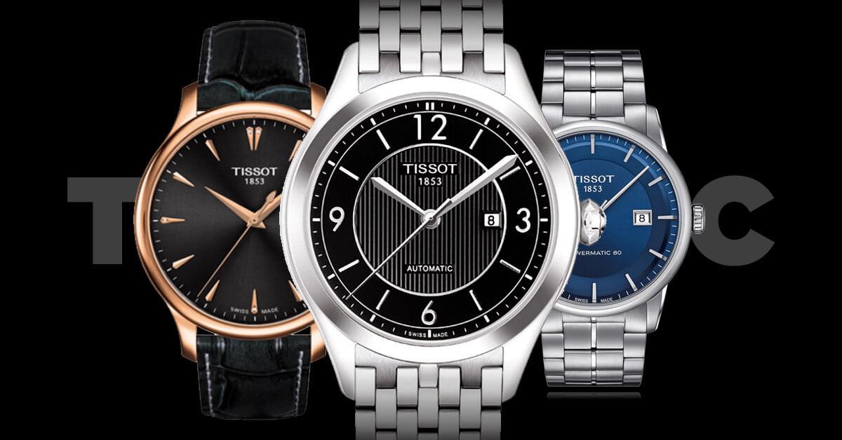 Klasyczny zegarek dla kobiet i mężczyzn z edycji Tissot T-Classic